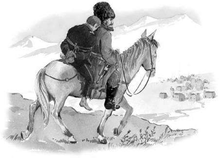 Кавказ тұтқында ұясы